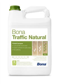 Bona Traffic Natural 5 Litre