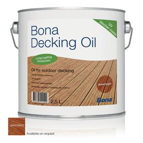 Bona Decking Oil 2 5 Litre