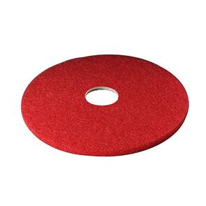 Red Buffing Pad to fit Polivac PV25