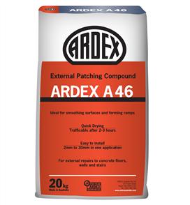 Ardex A46 External Patching Compound 20 kg