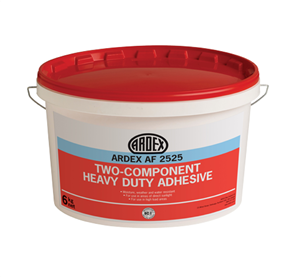 Ardex AF 2525 Two-Component Heavy Duty Adhesive 6 kg