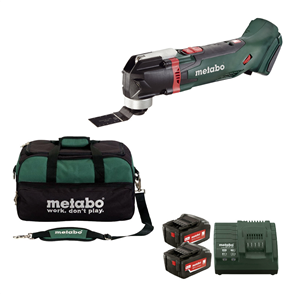 Metabo Multi Tool MT 18 LTX