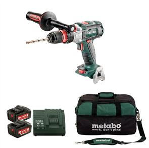 Metabo Hammer Drill SB18 LTX BLQI