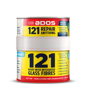 CRC 121 Repair Anything Epoxy with Glass Fibres 500ml