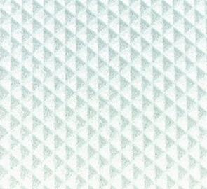 Tredsafe DiamondTred Zebron Insert Safety White 53mm - per metre