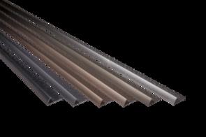 Strongbond Hammered Pinned Naplock Bar 2.44m