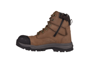 Tradiecare Brown Apollo Safety Boots