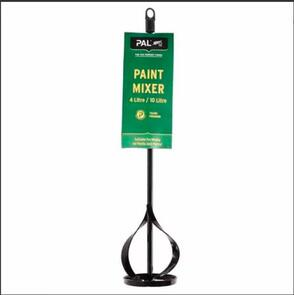 PAL Paint Mixer 4/10litre