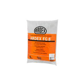Ardex FG8 White Flexible Coloured Grout 5 kg