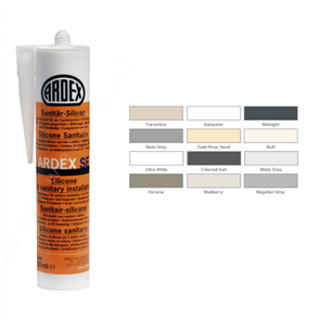 Ardex SE Coloured Silicone Charred Ash 310 ml