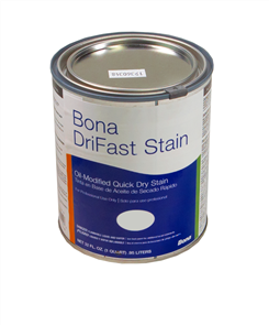 Bona DriFast Stain Antique Brown .95 Litre