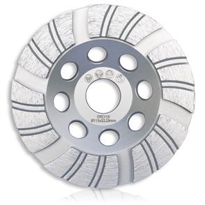 Tusk DTC Diamond Turbo Cup Grinding Wheel