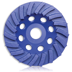Tusk GST 105 Segmented Turbo Cup Grinding Wheel 105 mm