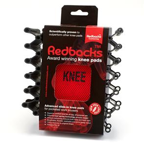 Redbacks Award Winning Workwear Knee Pads