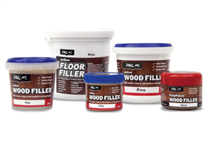eeZee Wood Floor Filler Black 4 Litre
