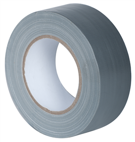 Polywoven Silver Tape 48 mm x 30 metre roll