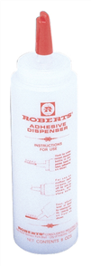 Roberts 10.145 Deluxe Adhesive Applicator Bottle No 146
