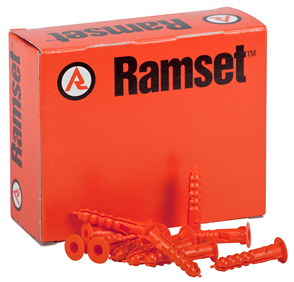 Ramset DNP05 Ramplug 5mm Nylon Frame Anchor 100 Pack
