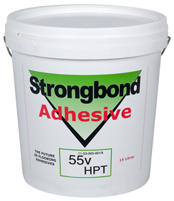 Strongbond 55V Hot Press Tile-High Solids Acrylic Adhesive 15 Litre