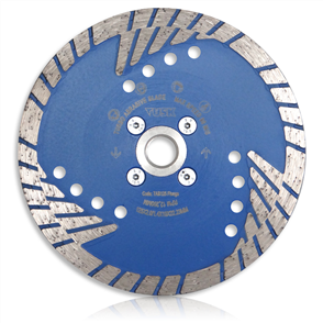 Tusk Flange Flush Turbo Abrasive TAB 125 Blades 125 mm