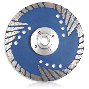Tusk Flange Flush Turbo Abrasive TAB 180 Blades 180 mm