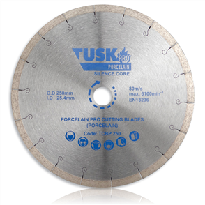 Tusk Porcelain Pro Cutting TCBP 350 Blades 350 mm