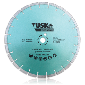 Tusk General Purpose TMIC 350 Blade 350 mm