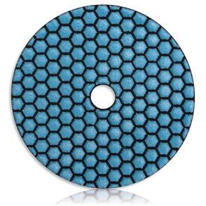 Tusk TPPH 125400 Honeycomb Dry Polishing Pad 125 mm