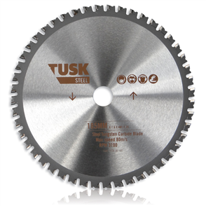 Tusk Steel Tungsten Cold TSCB  Carbide Blades