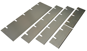 13978 Spare Blade for Turbo Stripper 350 x 60 x 1mm each