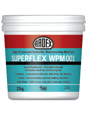 Ardex Superflex WPM 001 20kg
