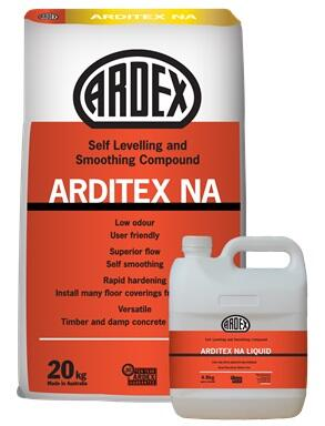 Ardex Arditex NA Self-Levelling and Smoothing Compound