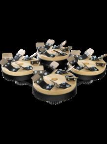 Diamond Blades NEB 4x150mm Disc G100 ASK4099941643