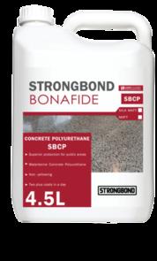 Strongbond Bonafide Concrete Polyurethane w Hardener 4.95L Kit SBCP
