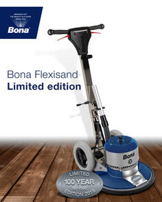 Bona Flexisand 1.9 - 100 YEAR SPECIAL EDITION