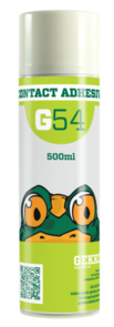 Gekko G54 500 ml Contact Adhesive