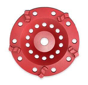 S Row Cup Grinding Wheel