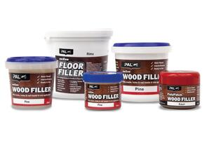 eeZee Wood Filler Black