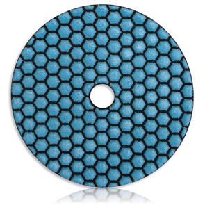 Tusk Honeycomb Dry Polishing Pad 125mm TPPH