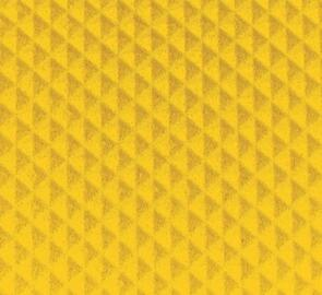 Tredsafe DiamondTred Zebron Insert Safety Yellow 43mm - per metre