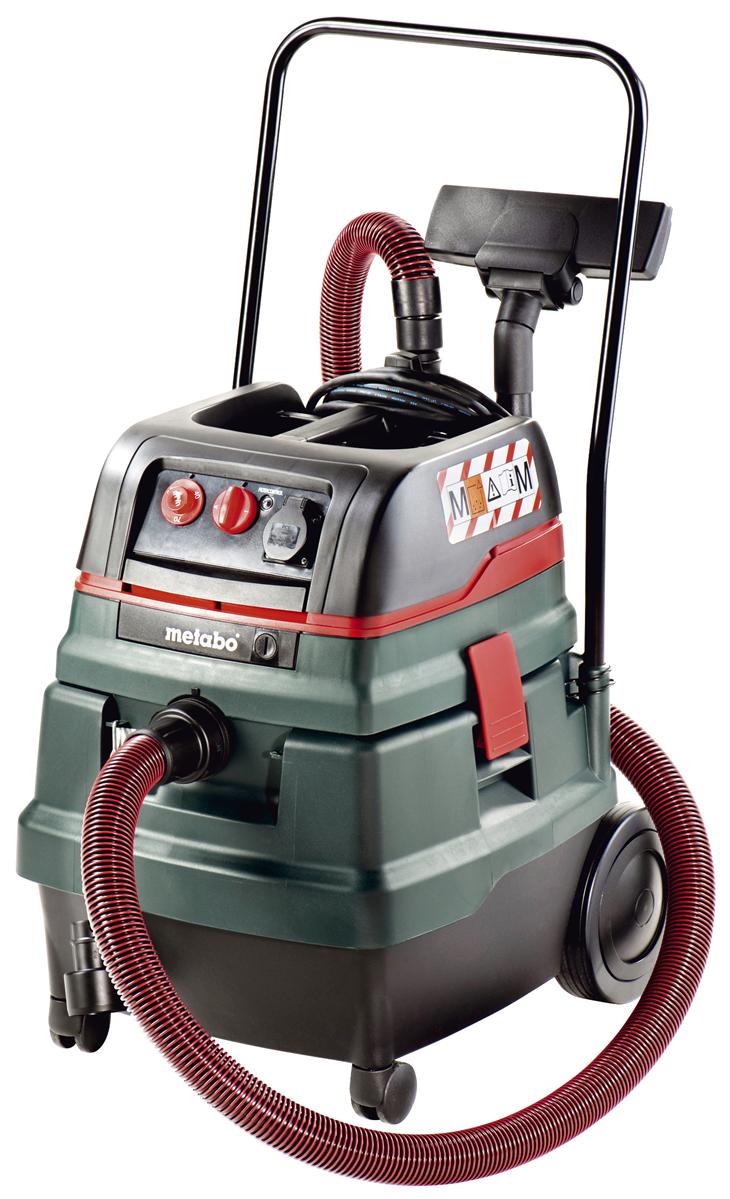 Metabo Asr 50 M Sc 602045180 All Purpose Vacuum Cleaner
