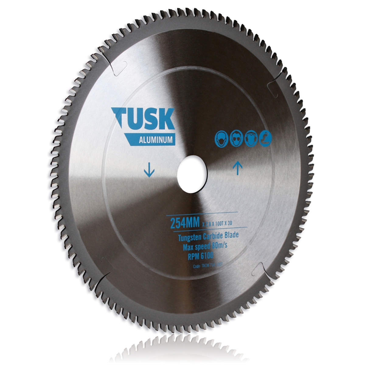Tusk Aluminium Tungsten Carbide Tacm Blade