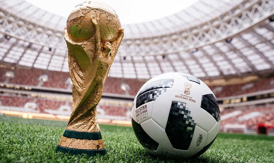 adidas Telstar 18 Offical Match Ball of FIFA World Cup 2018 Russia
