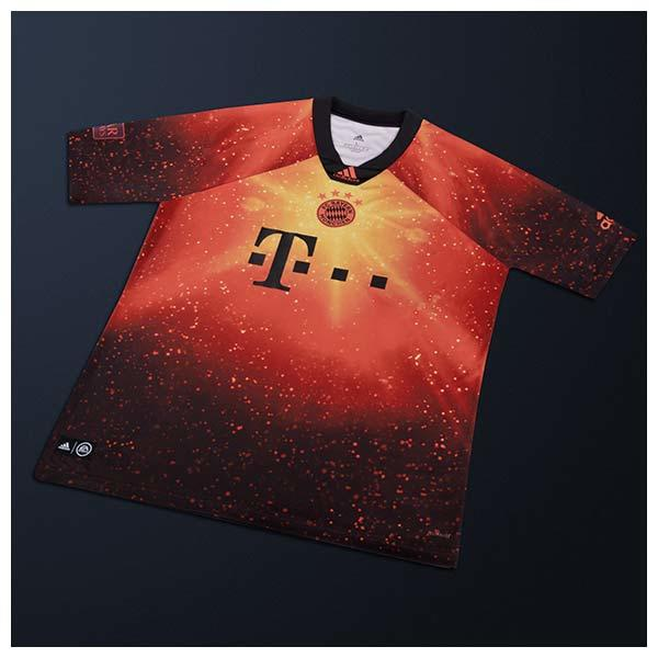 Bayern Munich EA Sports Shirt