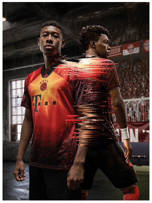 Bayern Munich Digital 4th Kit