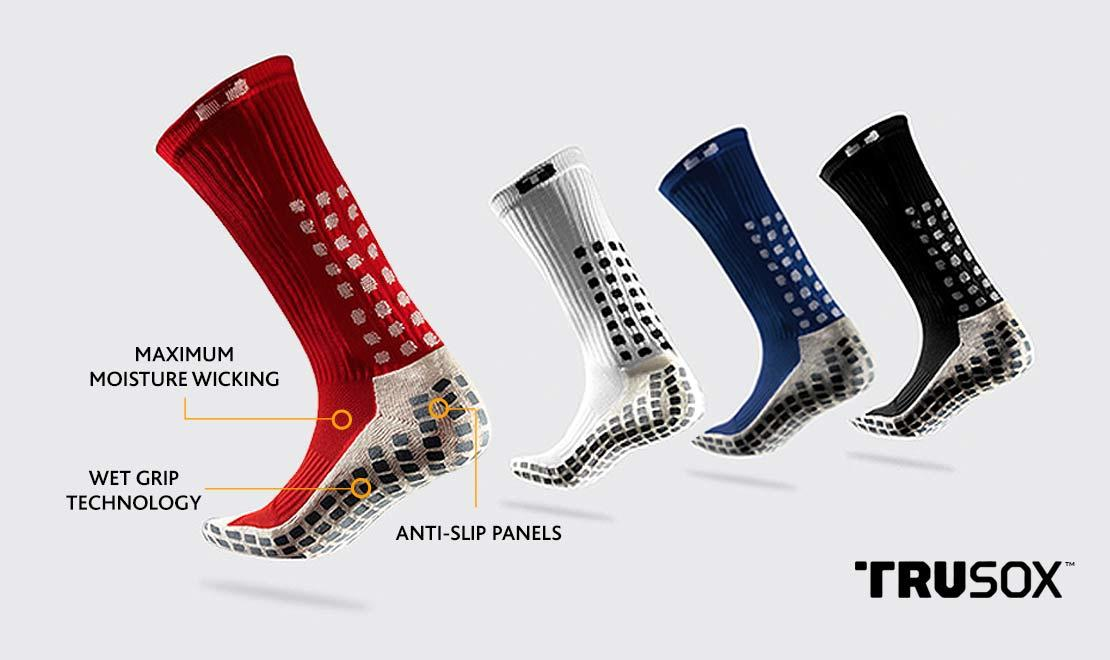 TruSOX for pro grip and power