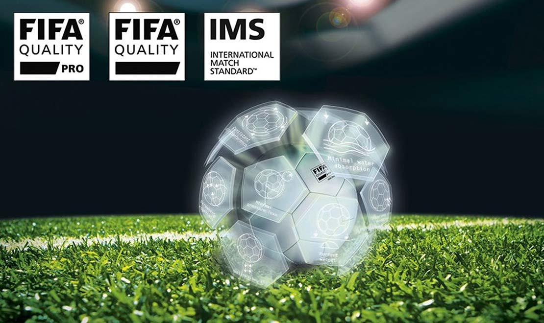 FIFA QUALITY PROGRAMME FOR BALLS