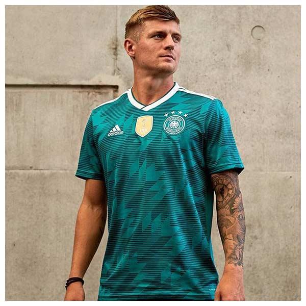 Germany 2018 Away Shirt
