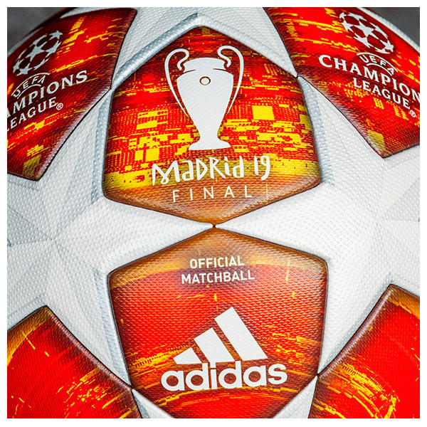 Official Match Ball of the UEFA Champions League Final
