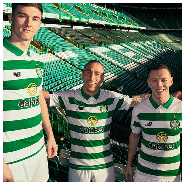 Inspired by the Bhoys' first ever strip back in 1888